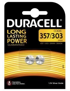 Duracell  baterija 357/303...