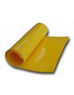 PVC Terminė plėvelė geltona...