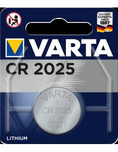 Varta ličio baterija CR2025