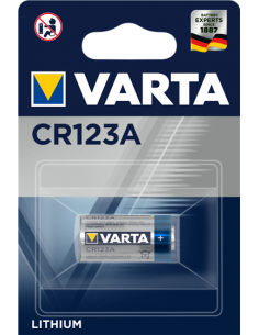 Varta baterija CR123...