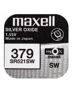 Maxell baterija 379, 1,55V