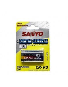Sanyo CRV3 foto baterija