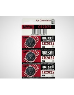 Maxell Lithium battery CR2025