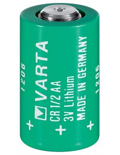 Varta lithium battery CR1/2AA