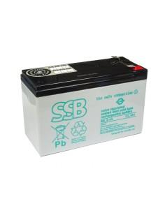 SSB AGM baterija 12V  9000mAh