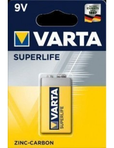 Varta  battery Superlife 2022