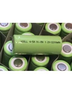 Ni-Mh battery 4/5A 2200mAh