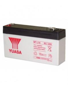 Yuasa AGM baterija 6V 1,2Ah