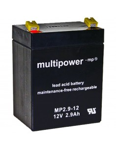 Multipower AGM baterija 12V...