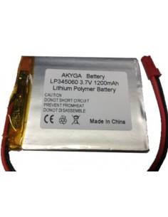Li-pol 3,7V 1200mAh (345060)