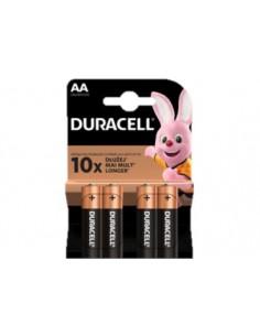 Duracell  baterija LR6 (4vnt)