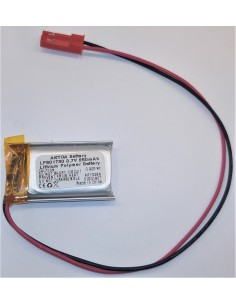 Li-polimer (601730) 250mAh