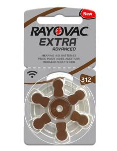 Rayovac baterija A312 /6