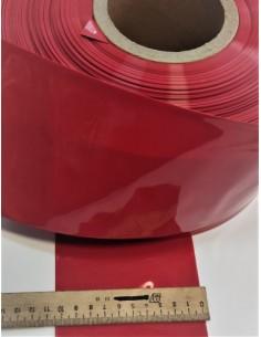 PVC plėvelė 105 mm (raudona)