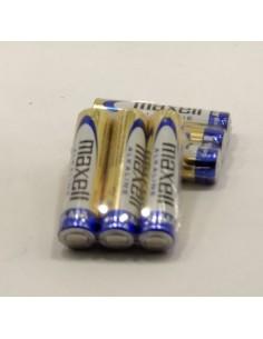 Maxell baterija LR3 (3 vnt)