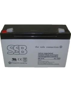 SSB AGM baterija 6V 12000mAh