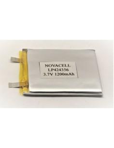 Li-pol  (424356) 1200mAh