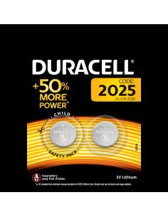 Duracell battery CR2025 (2psc)