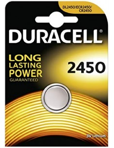 Duracell baterija CR2450 3V