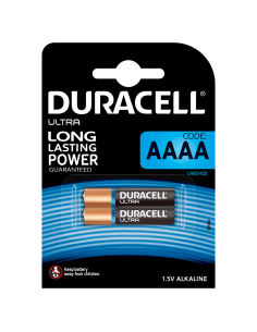 Duracell  baterija AAAA (2vnt)