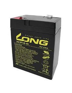 Long AGM baterija 6V  4Ah