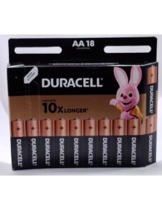 Duracell baterija LR6 (18vnt)