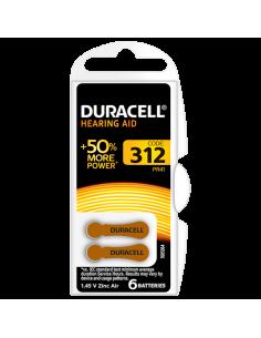 Duracell baterija 312N6 1,4v