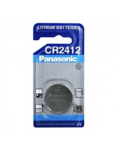 Panasonic baterija CR2412 3V