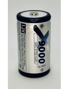 Xcell Ni-Mh D 9000mAh 1,2v