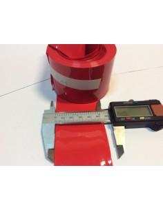 PVC plėvelė 53 mm (raudona)