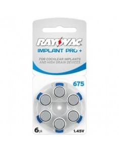 Rayovac baterija 675 implant