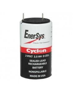 Enersys Cyclon D cell 2500mAh