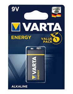 Varta  battery Energy 4122