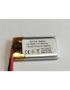 Li-polimer (301525) 85mAh