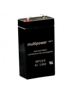 Multipower AGM baterija 6V...